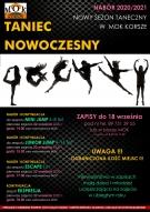 Otwieramy sezon taneczny dla Dzieci i Młodzieży z miasta i gminy Korsze