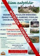 Zachęcamy do udziału w wakacyjnej wycieczce na Ukrainę